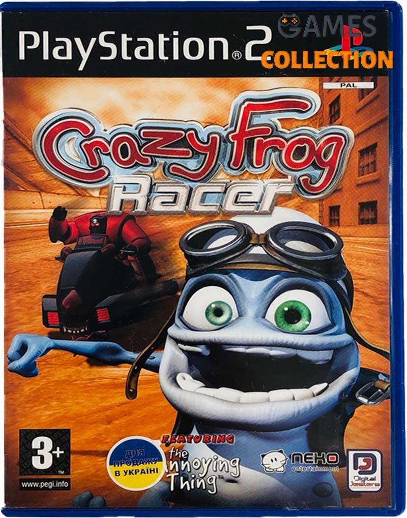 Crazy Frog Racer (PS2) Б/У-thumb