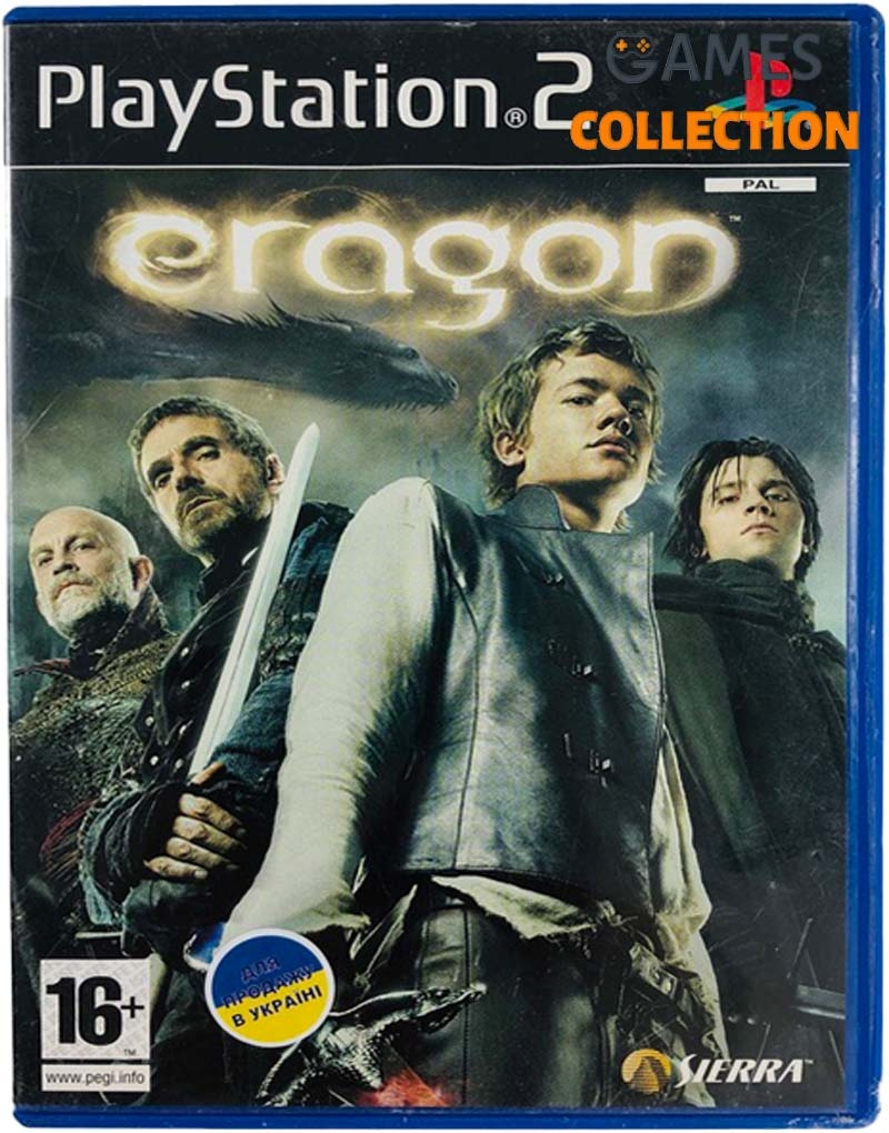Eragon (PS2) Б/У-thumb