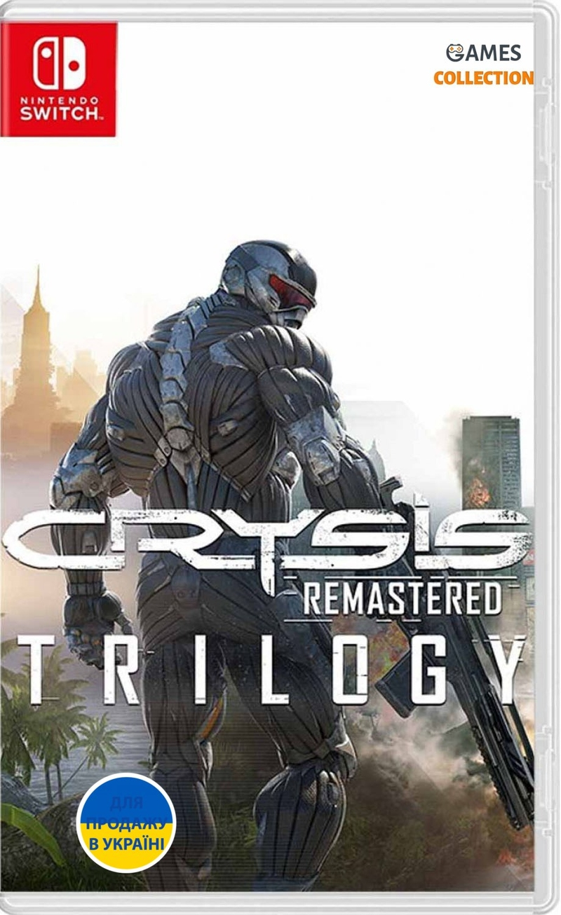 Crysis Remastered Trilogy (Switch)-thumb
