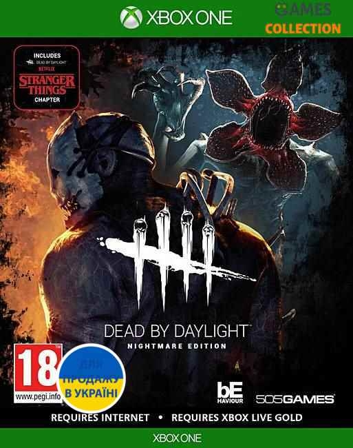 Dead by Daylight Nightmare Edition (XBox One)-thumb