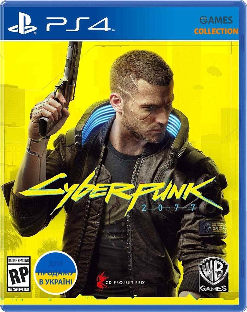 Cyberpunk 2077 Новый диск  (PS4)-thumb