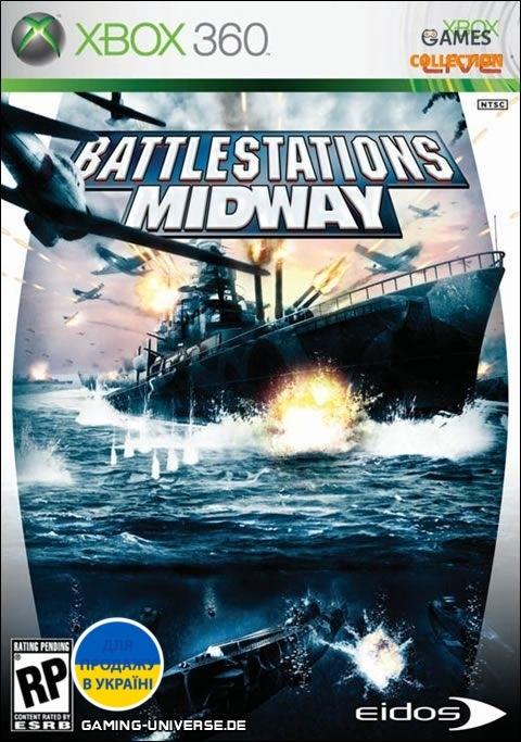 Battlestation: Midway (XBOX360) Б/У-thumb