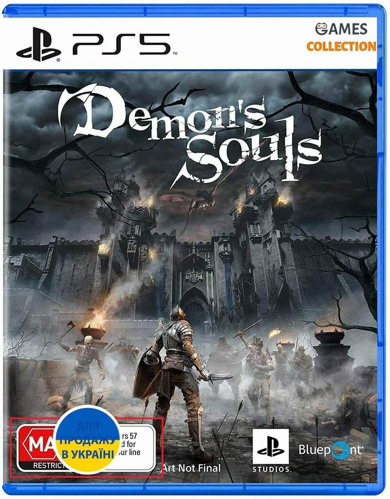 Demon's Souls Remake (PS5)-thumb