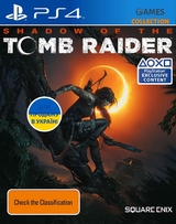 Shadow of the Tomb Raider (PS4) Б/У-thumb