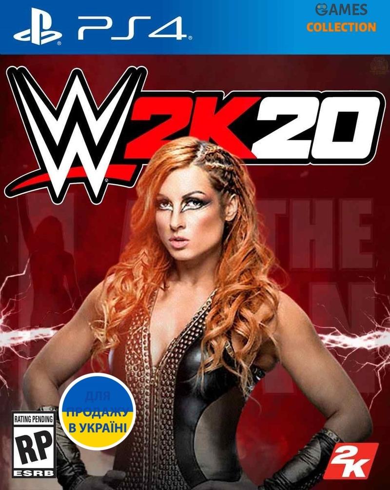 WWE 2K20 (PS4)-thumb