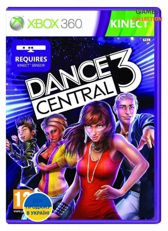 Dance Central 3 (XBOX360)-thumb
