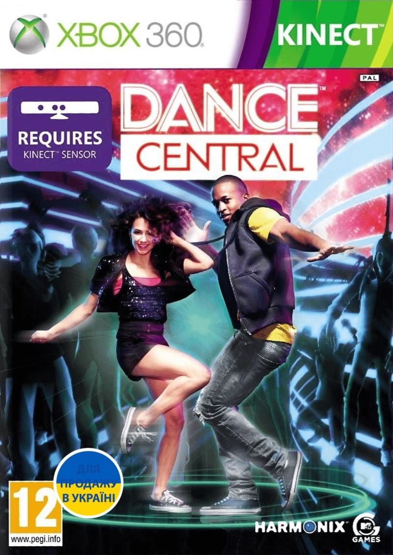 Dance Central (Xbox 360) Б/У-thumb