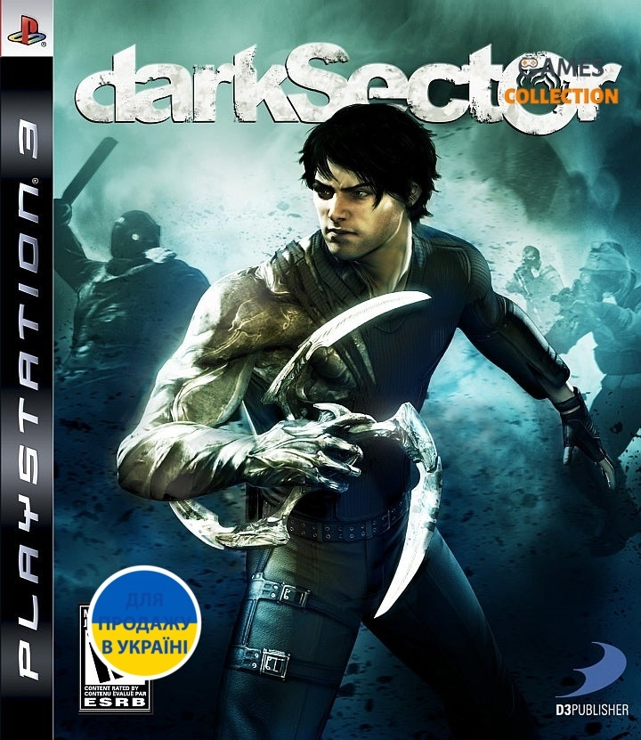 Dark Sector (PS3)-thumb