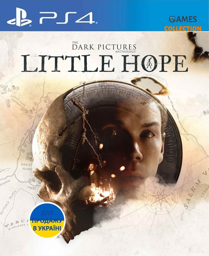 The Dark Pictures: Little Hope (PS4)-thumb