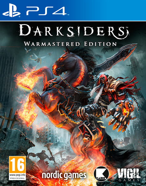 Darksiders Warmastered Edition (PS4)-thumb