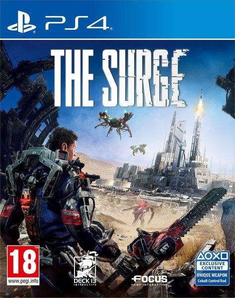 The Surge (PS4)-thumb