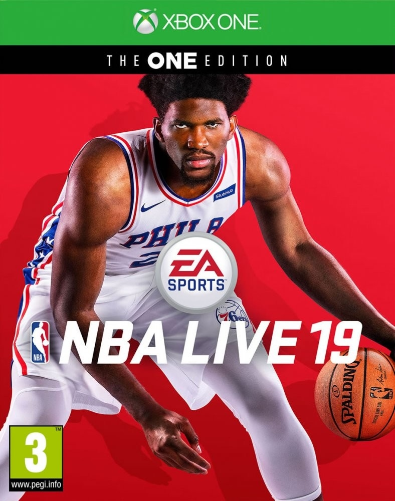 NBA Live 19 The One Edition (Xbox One)-thumb