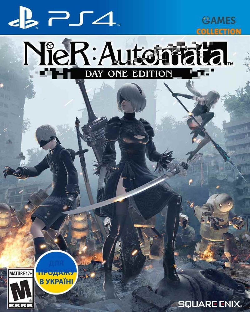 Nier Automata: Day One Edition (PS4)-thumb