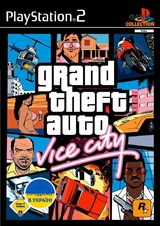 Grand Theft Auto: Vice City (PS2)-thumb