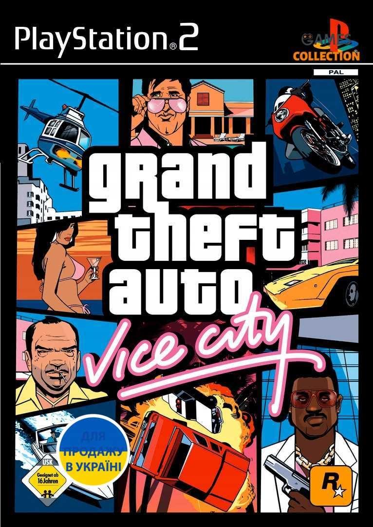 Grand Theft Auto: Vice City (PS2)-thumb