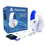Wireless Headset (2.0) White (PS4)-thumb