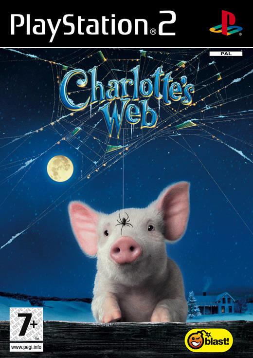 Charlotte's Web / Паутина Шарлотты (PS2)-thumb