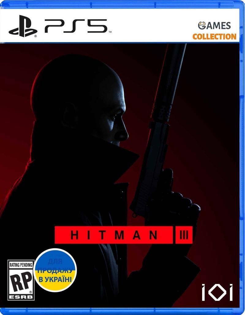 Hitman III Standard Edition (PS5) Russian-thumb