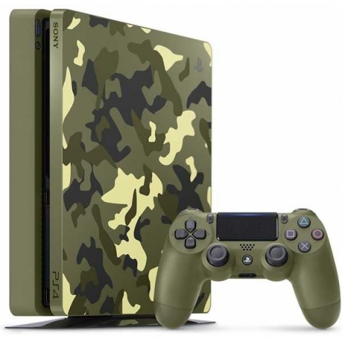 Консоль Sony PS4 1TB Slim (Camouflage)-thumb