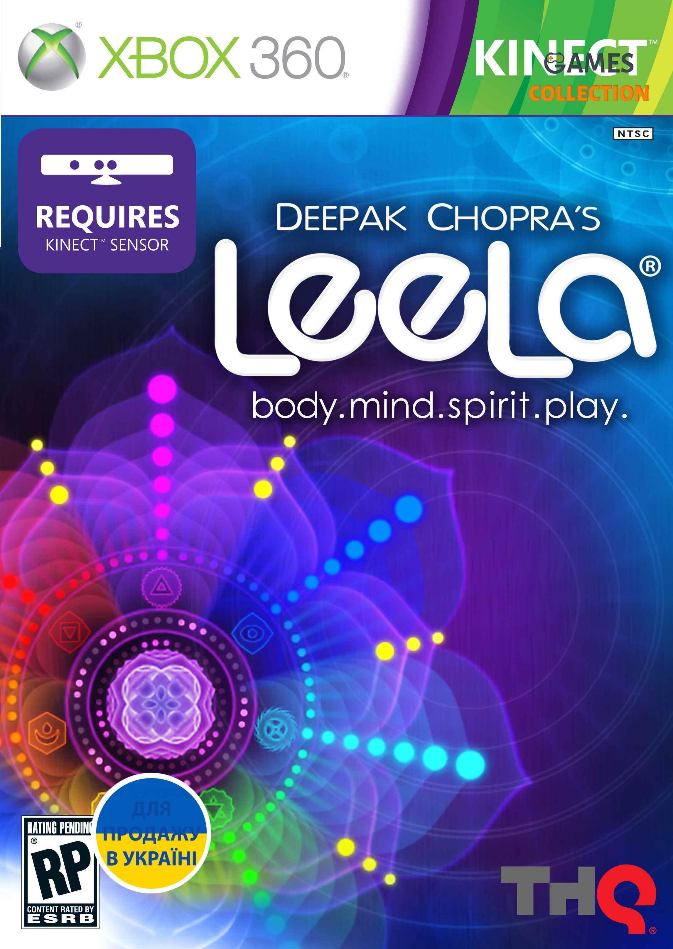 Deepak Chopra's Leela(XBOX360)-thumb