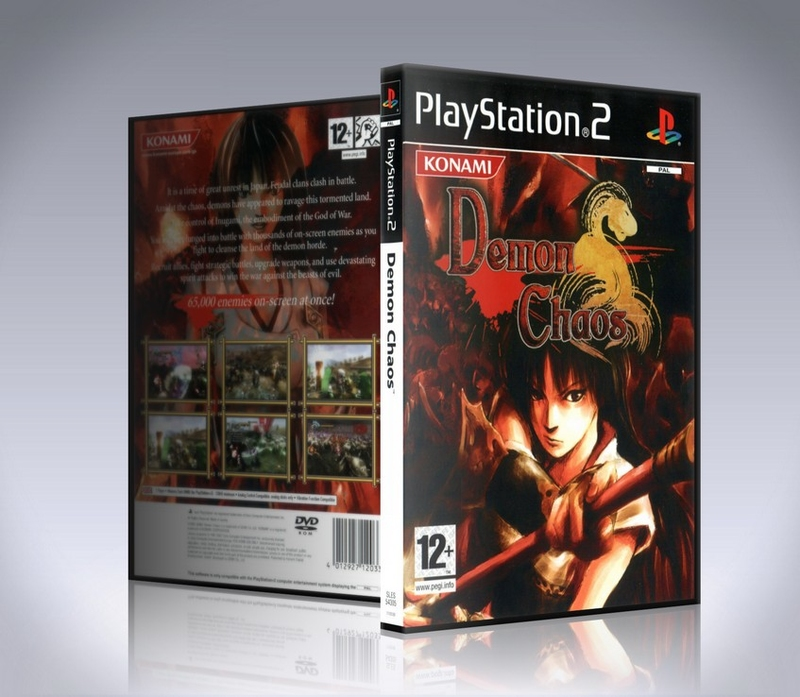 Demon Chaos (PS2)-thumb