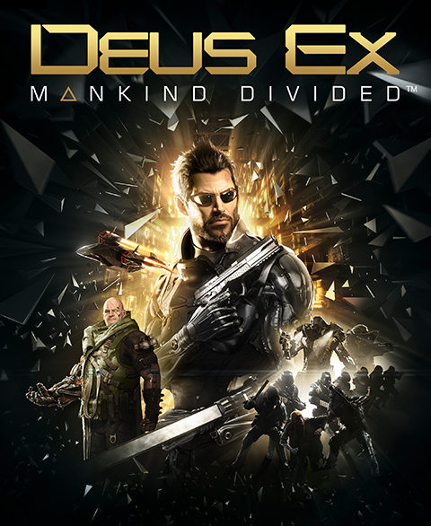 Deus Ex: Mankind Divided Ключ (PC)-thumb