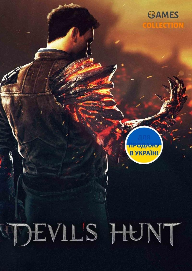 Devil's Hunt (XBox One)-thumb