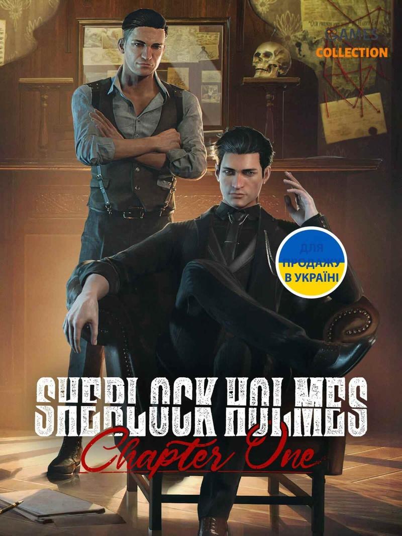 Sherlock Holmes: Chapter One (PS5)-thumb