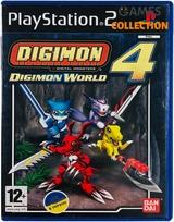 Digimon World 4 (PS2) Б/У-thumb
