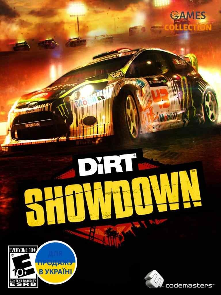 DiRT Showdown (PC) КЛЮЧ-thumb