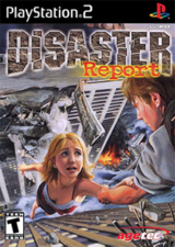 Disaster Report (PS2)-thumb