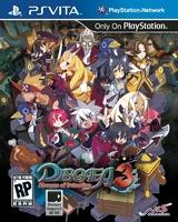 Disgaea 3 Absence of Detention (PS Vita)-thumb