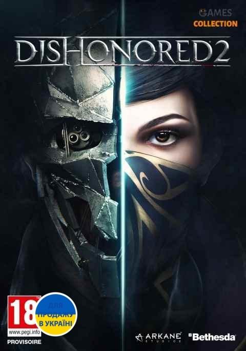 Dishonored 2 (PC) Ключ-thumb