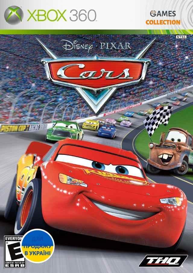 Cars (XBOX360) Б/у-thumb