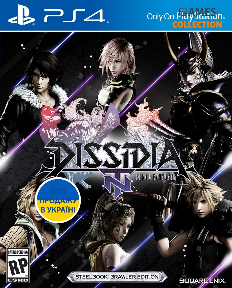 Dissidia Final Fantasy NT (PS4)-thumb