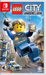 Lego: City Undercover (Switch)-thumb