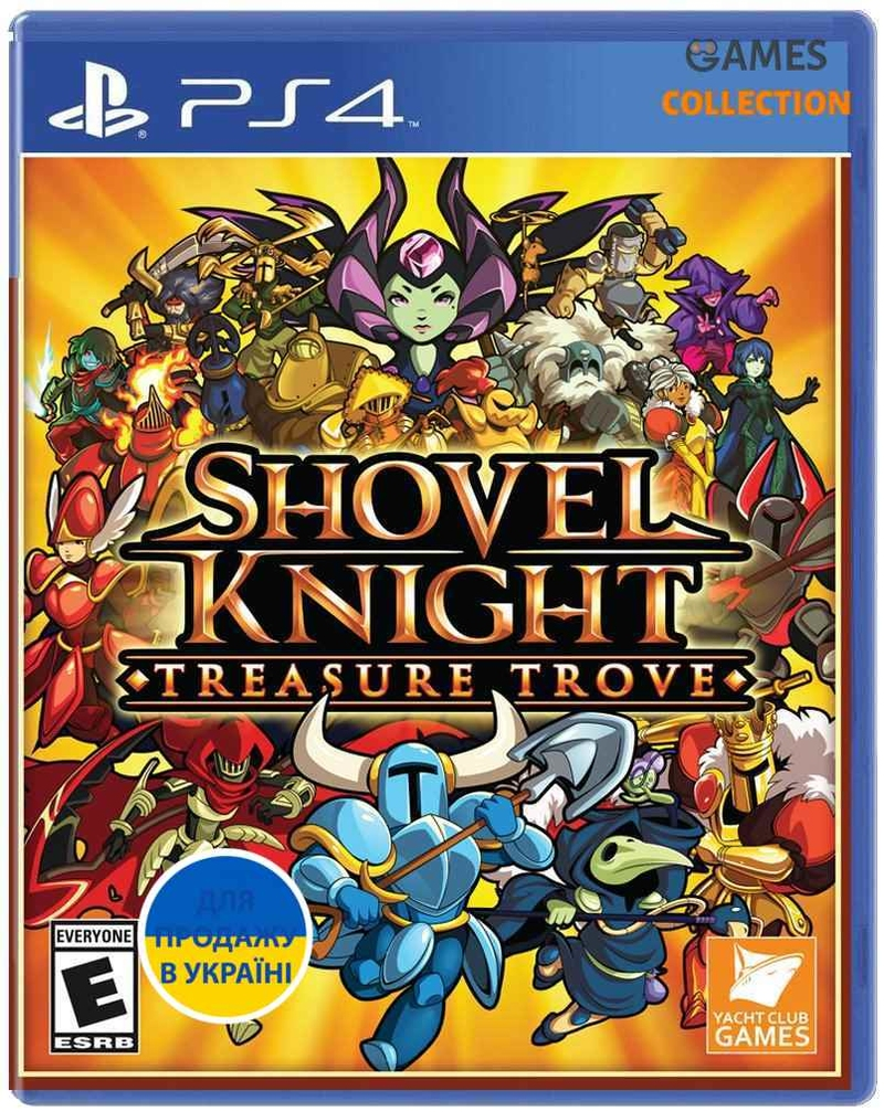 Shovel Knight: Treasure Trove (PS4)-thumb