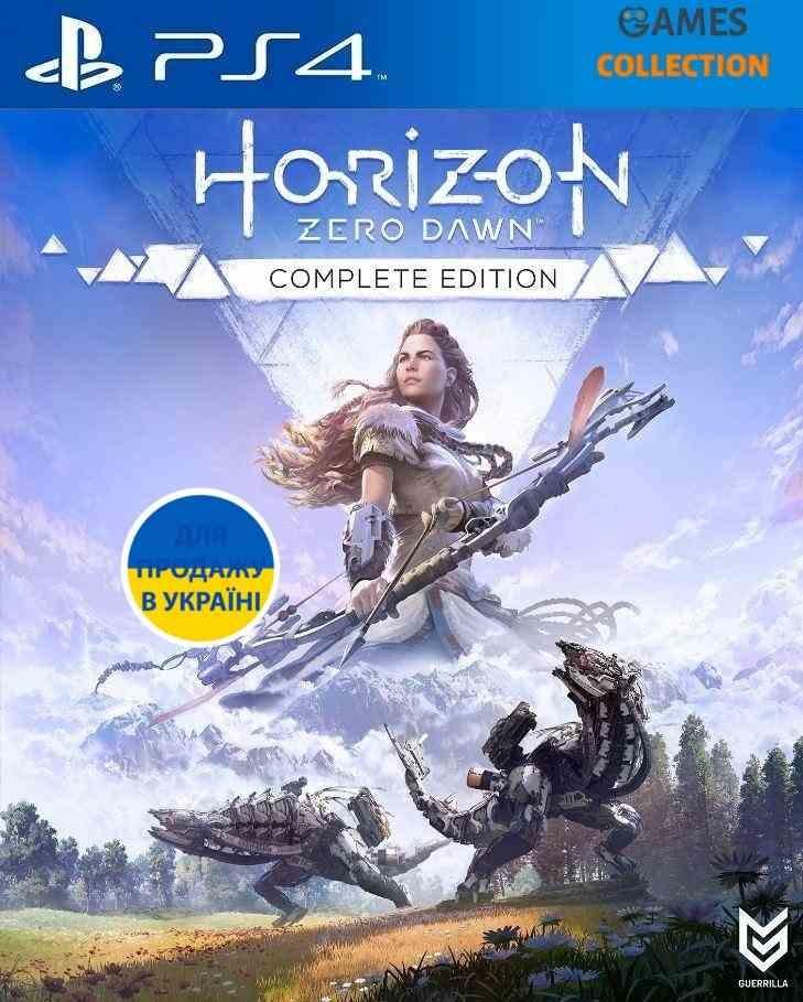 Horizon: Zero Dawn (Complete Edition) (PS4)-thumb