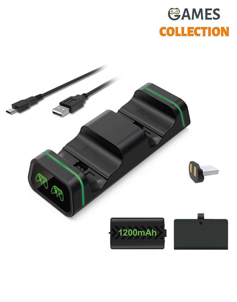 DOBE TYX-19058 Док-станция Xbox One / X / S-thumb