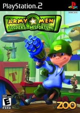 Army Men — Soldiers Of Misfortune (PS2)-thumb
