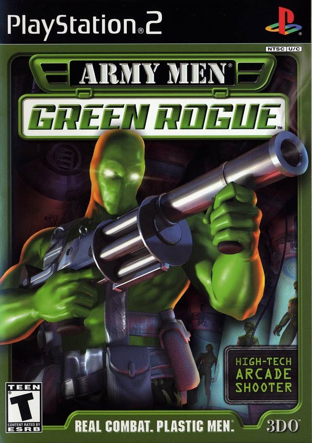 Army Men: Green Rogue (PS2)-thumb