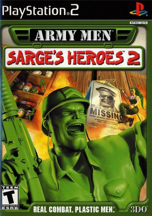 Army Men: Sarge's Heroes 2 (PS2)-thumb