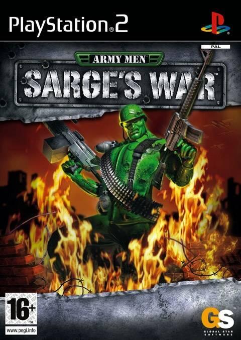Army Men: Sarge's War(PS2)-thumb