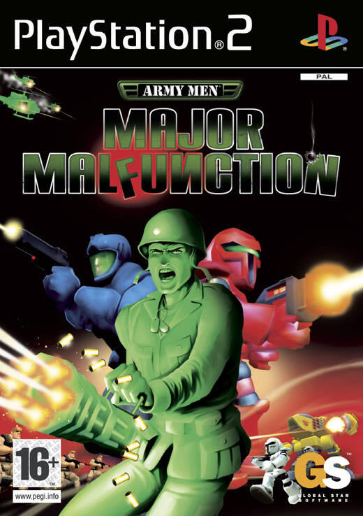 Army Men: Major Malfunction (PS2)-thumb