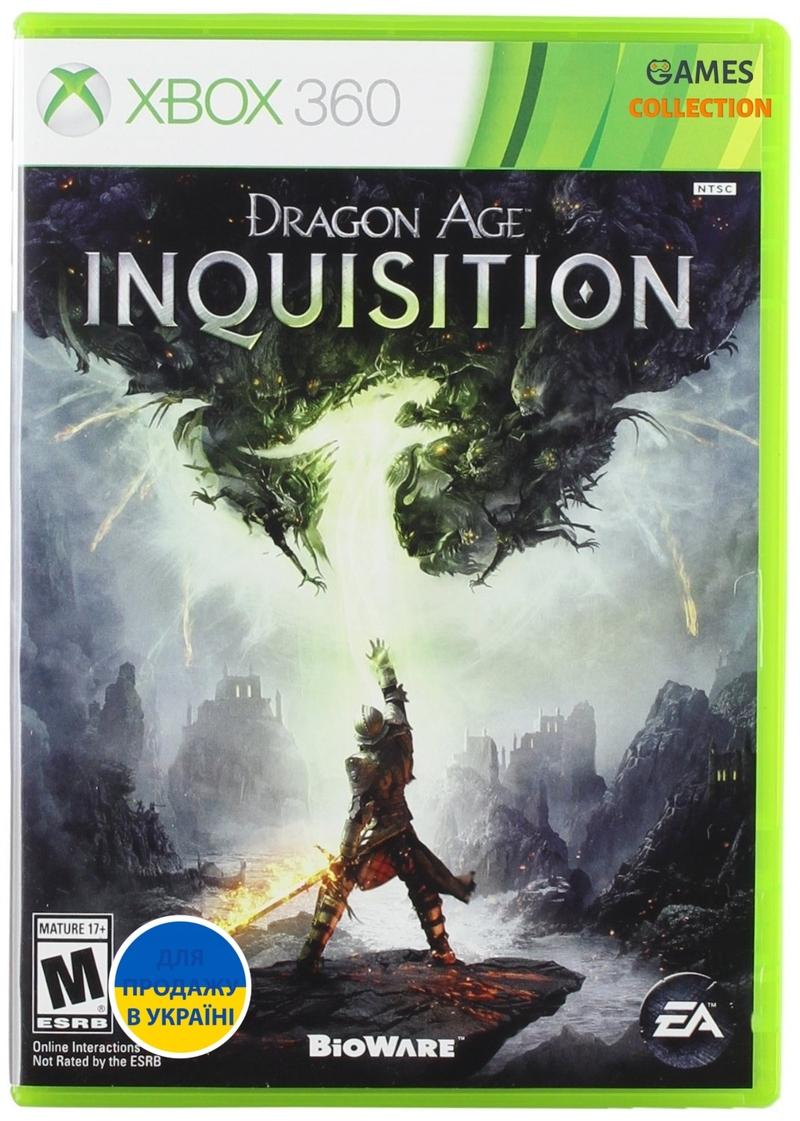 Dragon Age: Inquisition (Xbox 360) Б/У-thumb