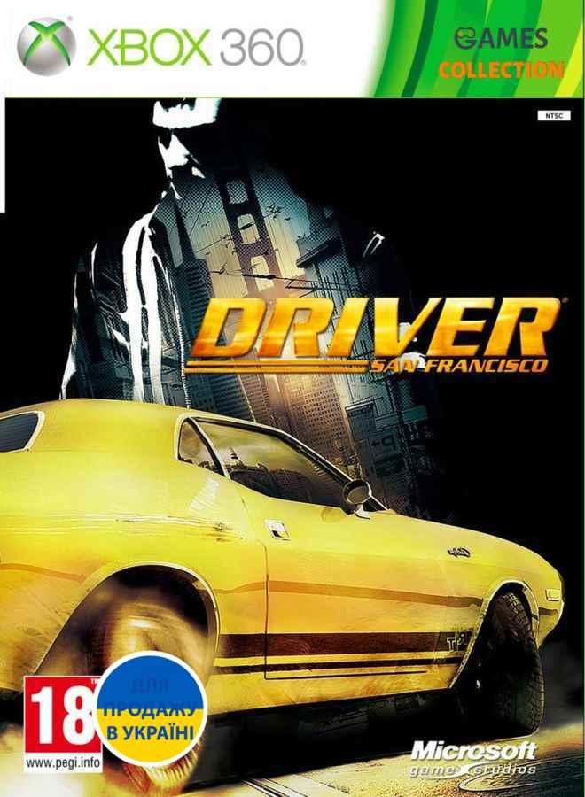 Driver: San Francisco (XBox 360) Лицензия-thumb