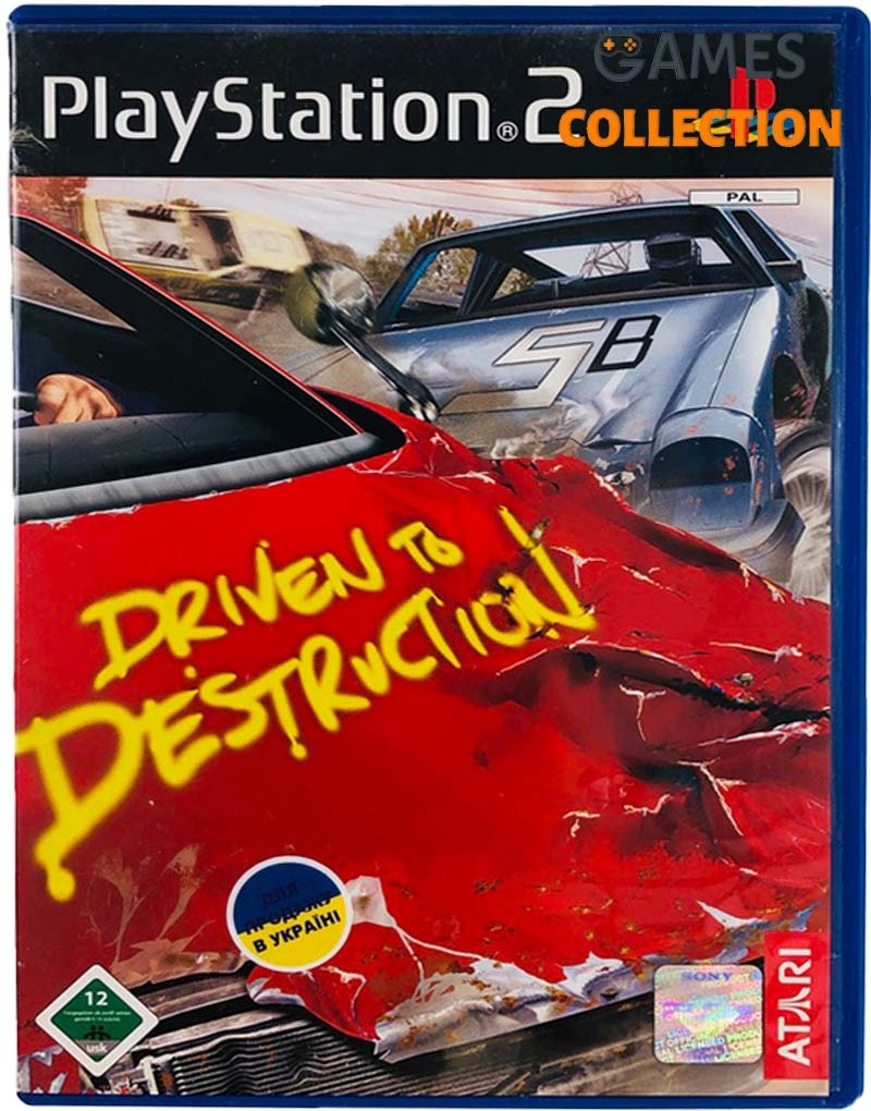 Test Drive: Eve of Destruction (PS2) Б/У-thumb