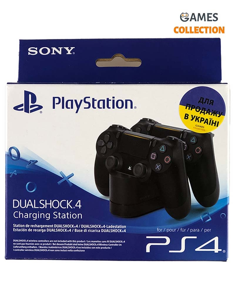 Зарядная Станция для Контроллера PS4-thumb