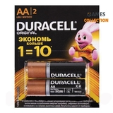 Батарейка Duracell AA Ir6-thumb