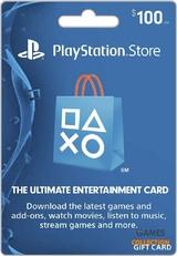 Playstation network 100 usd (USA) Карта оплаты-thumb